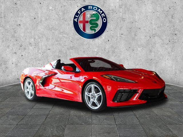 2020 Chevrolet Corvette Stingray 1LT Convertible RWD