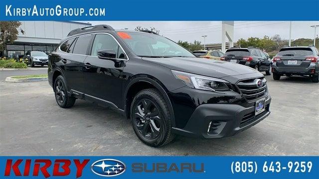 2021 Subaru Outback Onyx Edition XT Crossover AWD