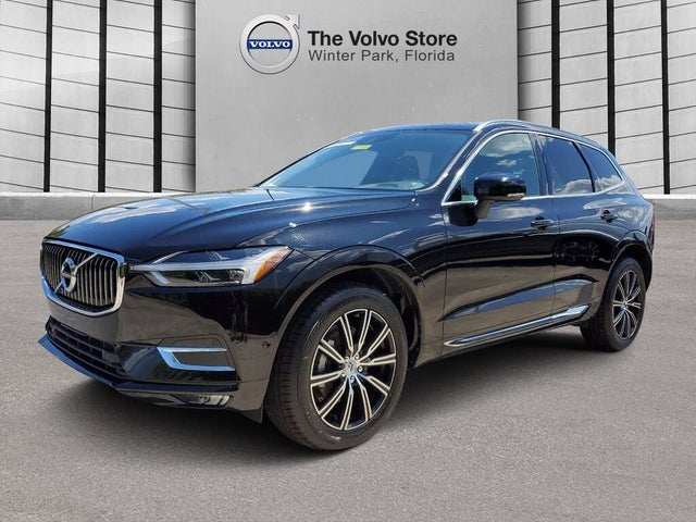 2018 Volvo XC60 T5 Inscription AWD