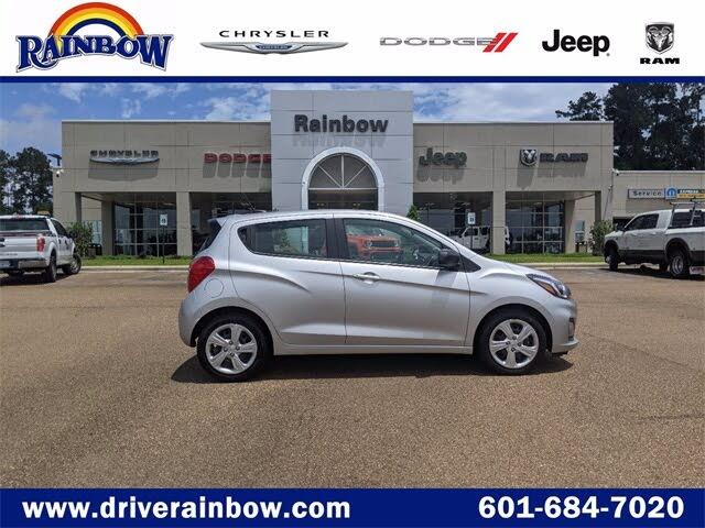 2020 Chevrolet Spark LS FWD