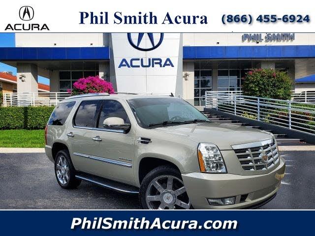 2014 Cadillac Escalade Luxury RWD