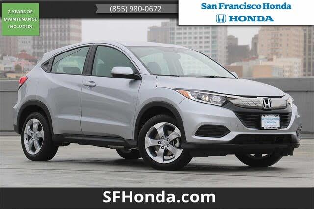 2020 Honda HR-V LX FWD