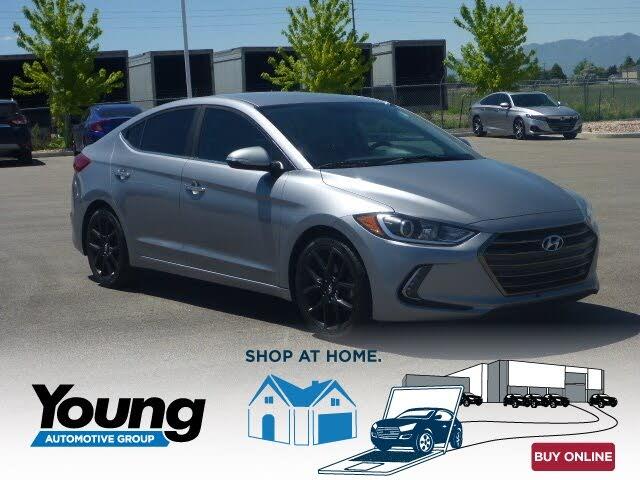 2017 Hyundai Elantra Limited Sedan FWD