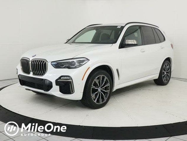 2020 BMW X5 M50i xDrive AWD