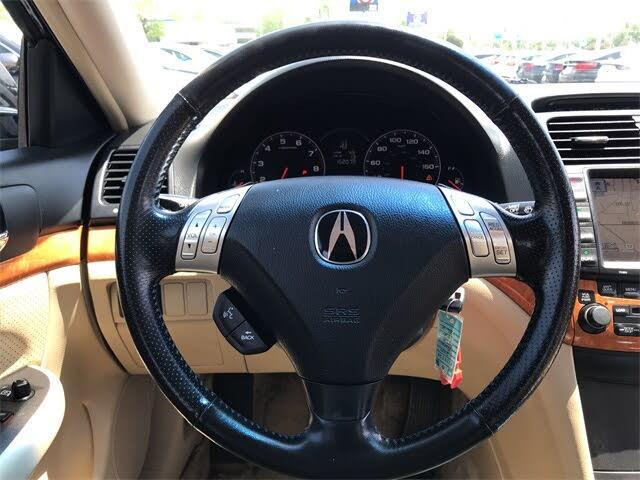 2004 Acura TSX Sedan FWD with Navigation