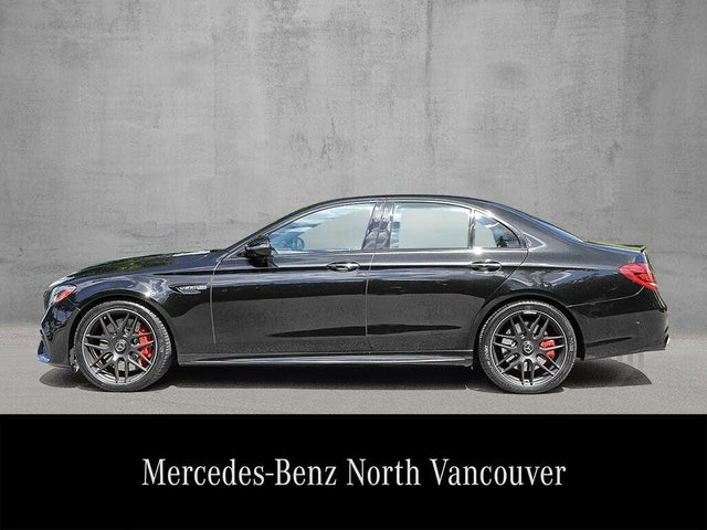 2019 Mercedes-Benz E-Class E AMG 63 S 4MATIC Sedan AWD