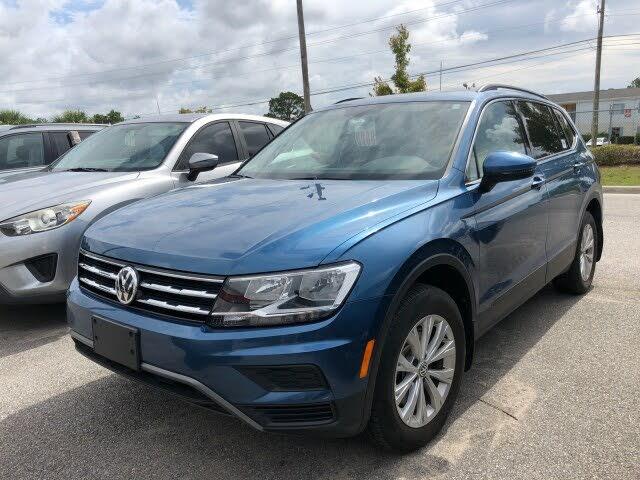 2019 Volkswagen Tiguan SE 4Motion AWD