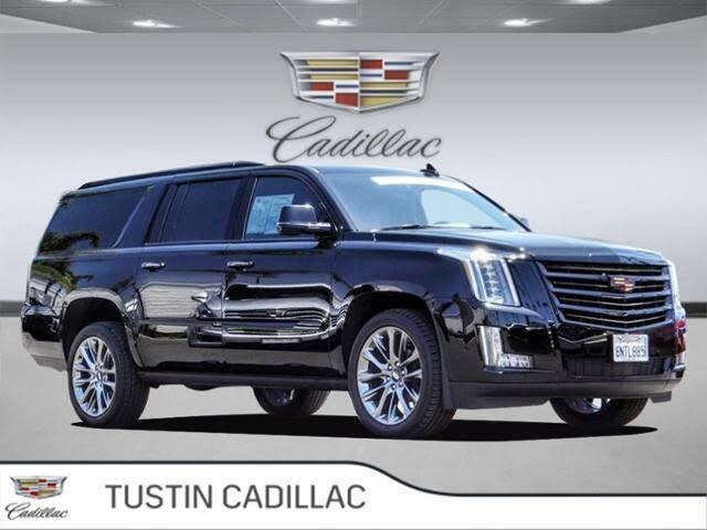 2020 Cadillac Escalade ESV Platinum 4WD