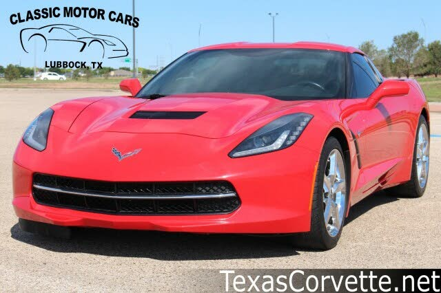 2014 Chevrolet Corvette Stingray 1LT Coupe RWD