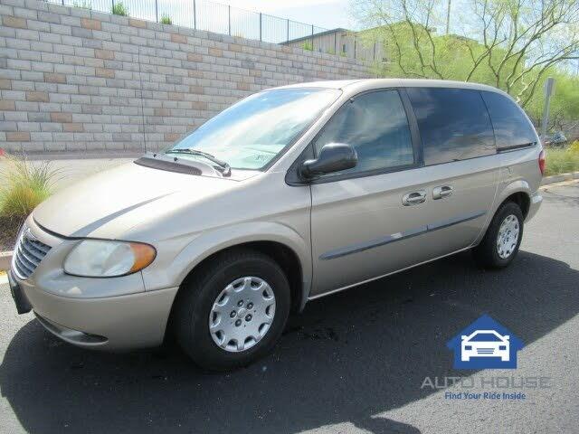 2002 Chrysler Voyager 4 Dr LX Passenger Van