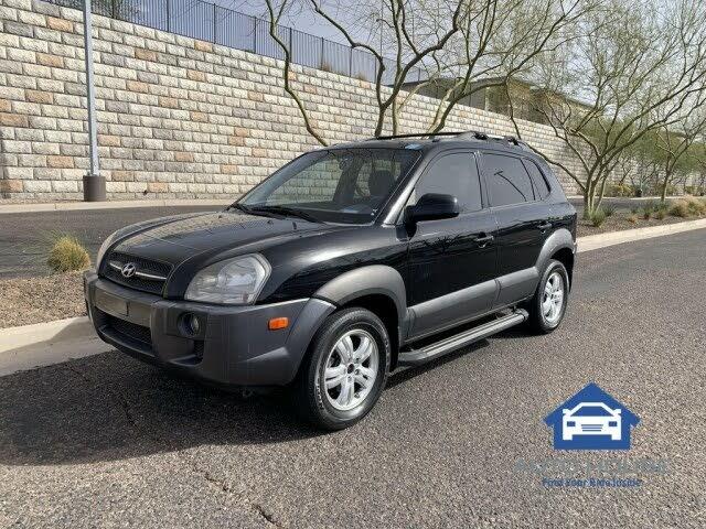 2008 Hyundai Tucson V6 SE FWD