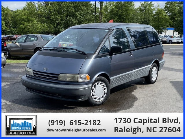 1994 Toyota Previa 3 Dr DX Passenger Van
