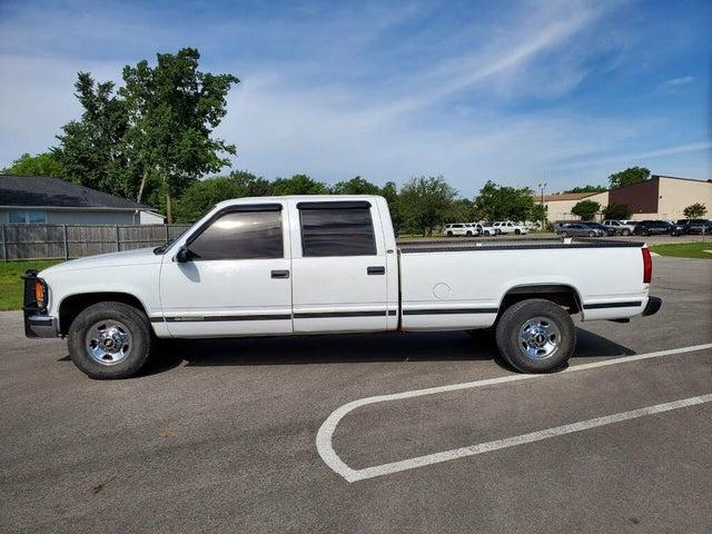 1997 Chevrolet C/K 3500 Cheyenne Crew Cab LB RWD