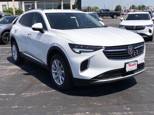 2021 Buick Envision Preferred FWD