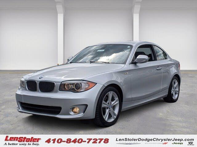 2013 BMW 1 Series 128i Coupe RWD