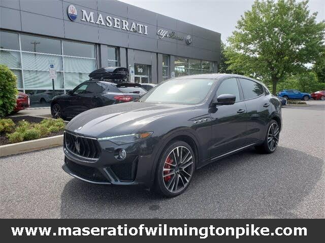 2019 Maserati Levante GTS 3.8L AWD