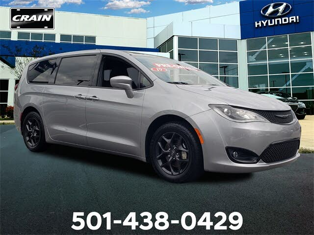 2019 Chrysler Pacifica Touring Plus FWD