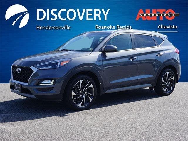 2019 Hyundai Tucson Sport AWD