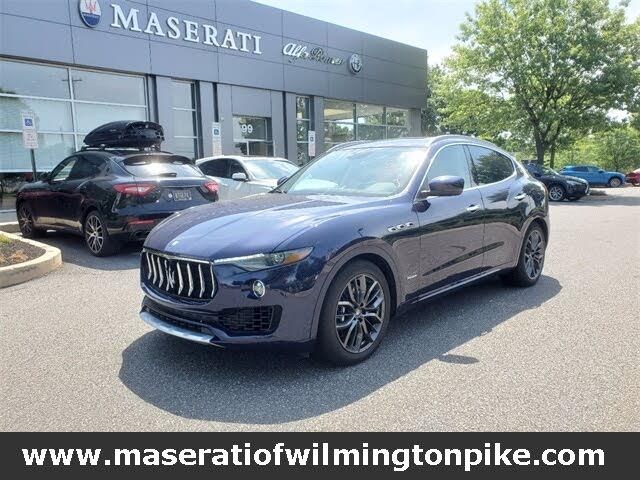 2018 Maserati Levante S GranLusso 3.0L