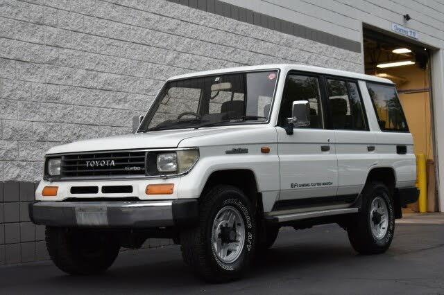 1992 Toyota Land Cruiser Prado