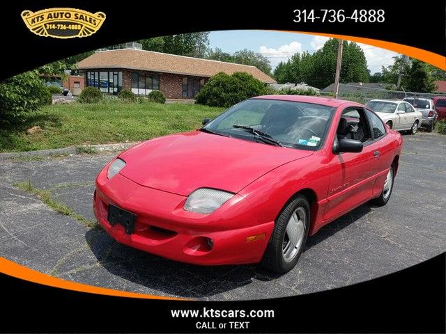 1997 Pontiac Sunfire 2 Dr GT Coupe