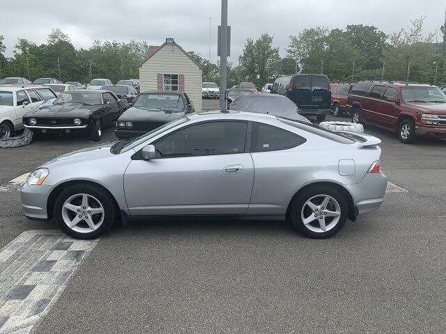 2003 Acura RSX FWD with Leather