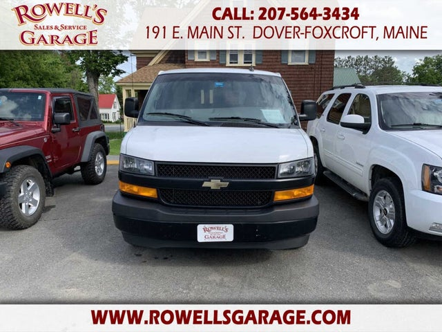 2018 Chevrolet Express 2500 LS RWD