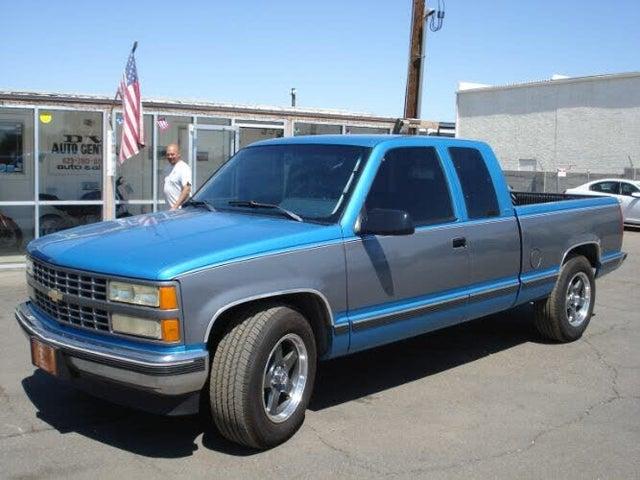 1992 Chevrolet C/K 1500 Silverado Extended Cab RWD