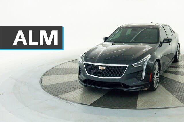 2019 Cadillac CT6 3.0TT Sport AWD