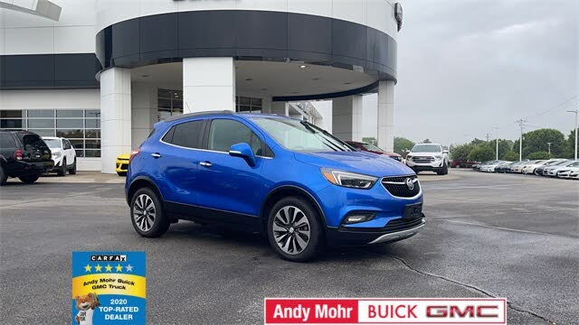 2018 Buick Encore Essence AWD