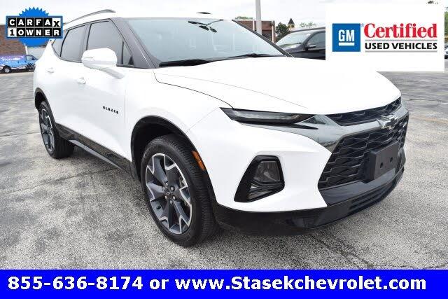 2019 Chevrolet Blazer RS FWD