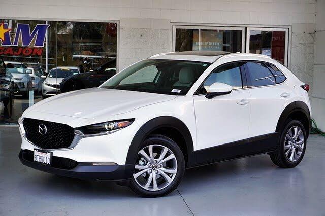 2021 Mazda CX-30 Premium FWD