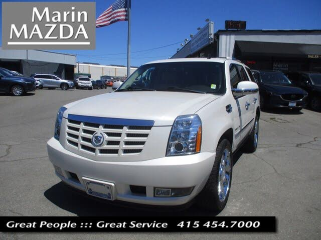 2011 Cadillac Escalade Premium 4WD