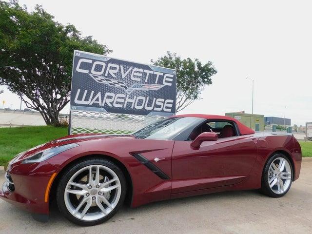 2019 Chevrolet Corvette Stingray 3LT Convertible RWD