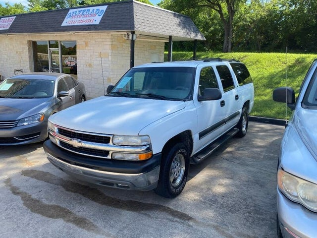 2002 Chevrolet Suburban 1500 LT RWD