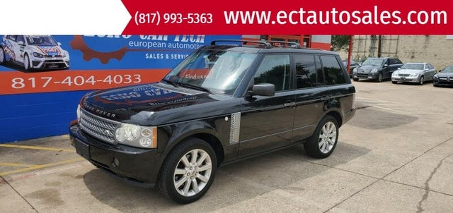 2007 Land Rover Range Rover Supercharged 4WD