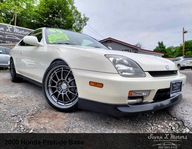 2000 Honda Prelude 2 Dr STD Coupe