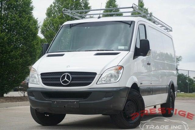 2011 Mercedes-Benz Sprinter Cargo 2500 144 WB Cargo Van