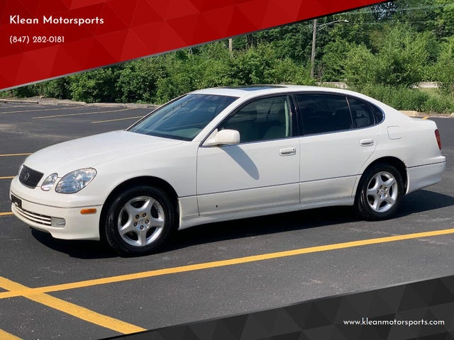1998 Lexus GS 400 400 RWD