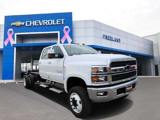 2021 Chevrolet Silverado 5500HD