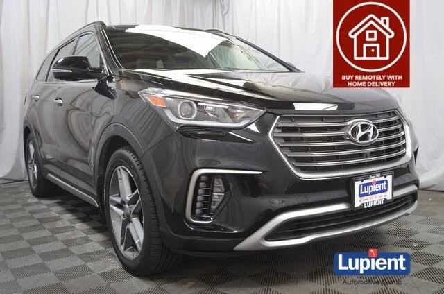 2018 Hyundai Santa Fe Limited Ultimate AWD