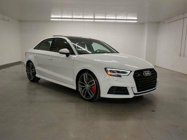 2018 Audi S3 2.0T quattro Progressiv AWD