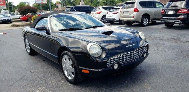2002 Ford Thunderbird Premium RWD