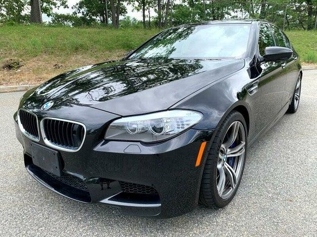2013 BMW M5 RWD