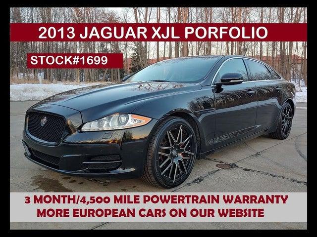 2013 Jaguar XJ-Series XJL Portfolio AWD