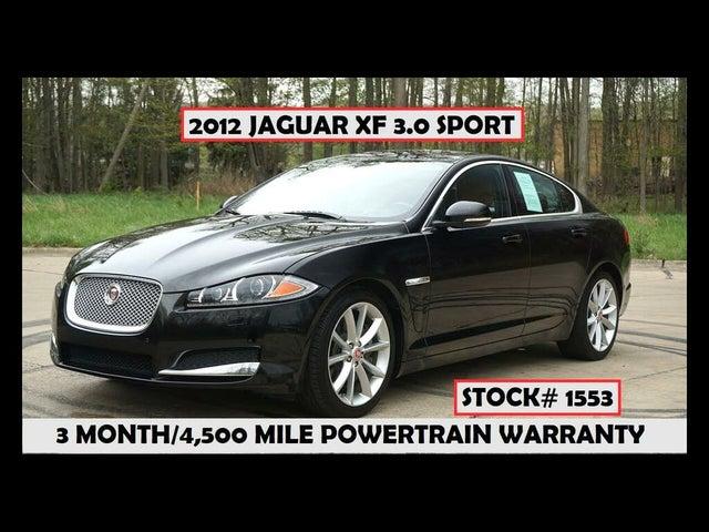 2015 Jaguar XF 3.0 Sport RWD