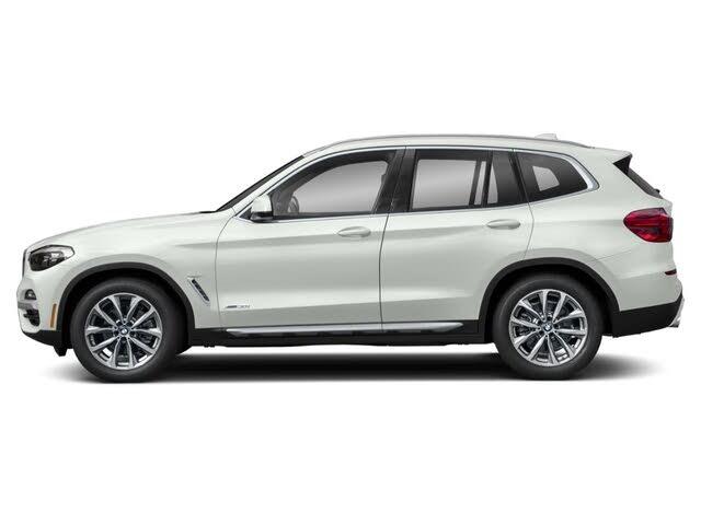 2020 BMW X3 xDrive30i AWD