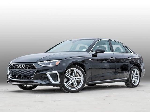 2020 Audi A4 2.0T quattro Progressiv AWD