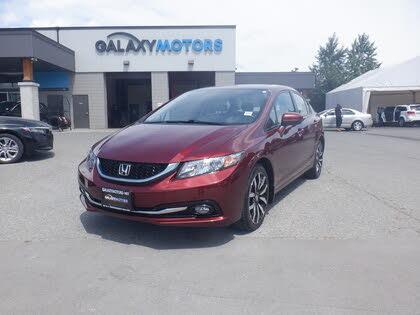 2014 Honda Civic Touring