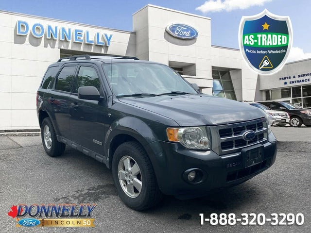 2008 Ford Escape XLT V6 FWD